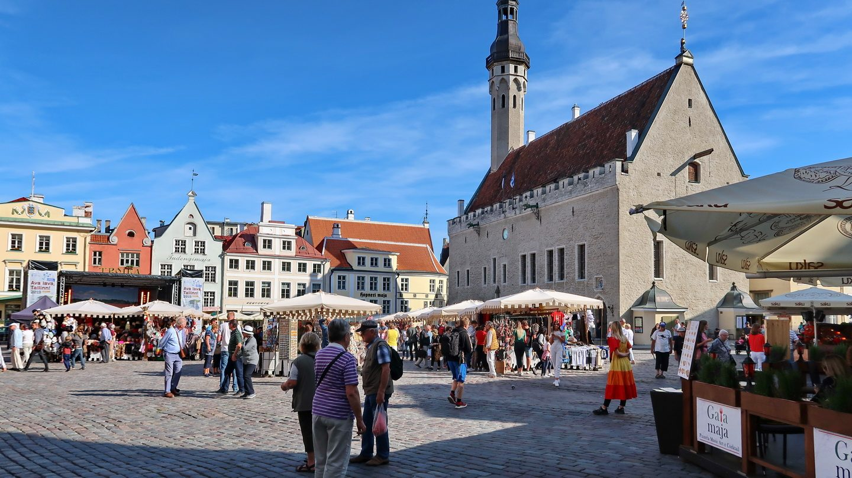 Rådhuset i Tallinn