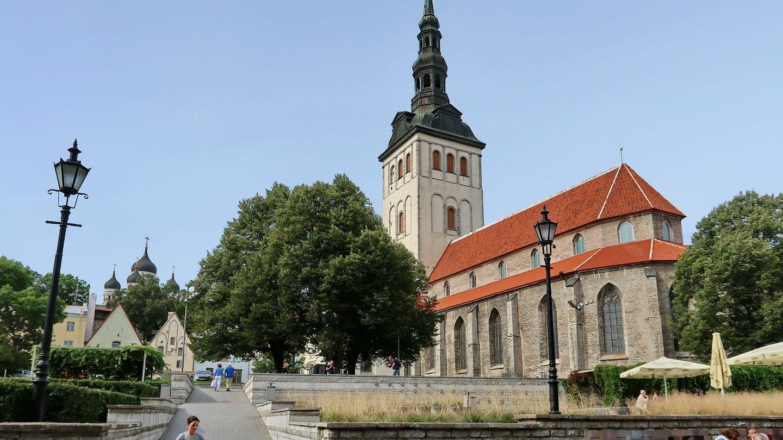 Nikolaikirken i Tallinn