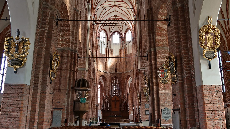 Peterskirken i Riga - hansestadsgotik!
