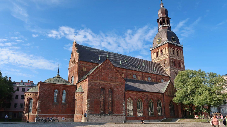 Domkirken i Riga