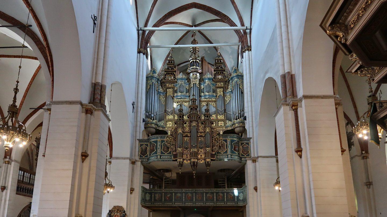 Domkirken i Riga har et af verdens største orgler