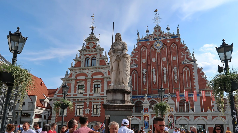 Sorthovedernes hus i Riga