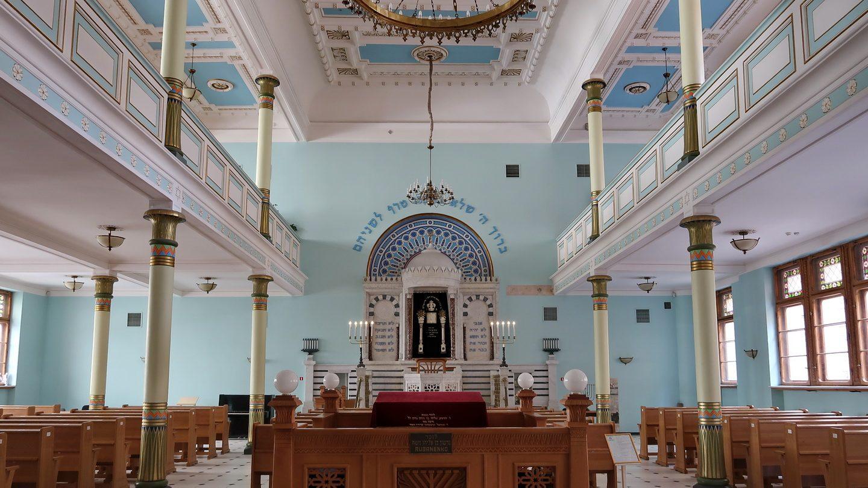 Synagogen i Riga