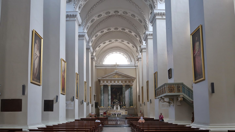 Domkirken i Vilnius