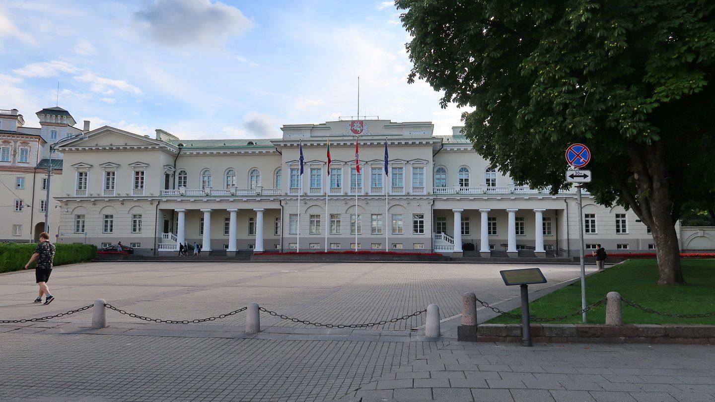 Præsidentpaladset i Vilnius