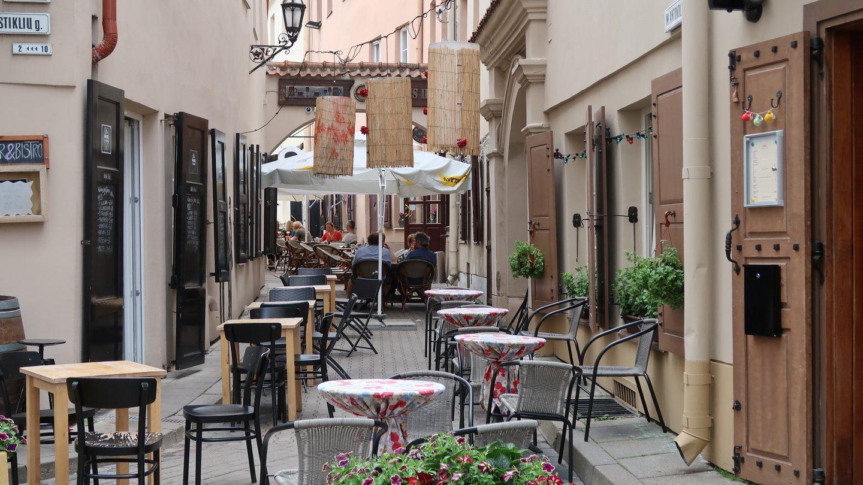 Serveringsgade i Vilnius