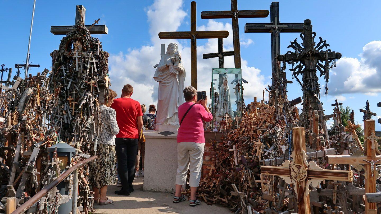 Aase ved Korshøjen i det nordlige Litauen