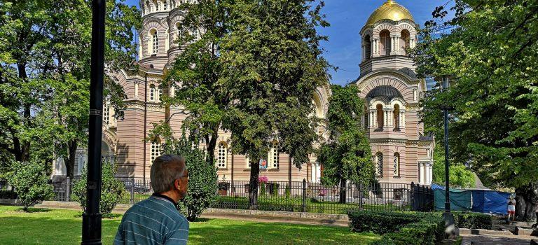 2019 Ni ortodokse kirker i Baltikum