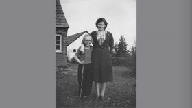 Aase og Maja i Stouby