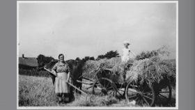 Aase og hendes mor i Stouby