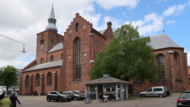Sct. Mortens Kirke Randers