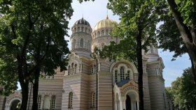 Fødselskatedralen i Riga