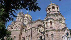 Fødselskatedralen i Riga.
