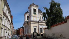 Nikolaikirken i Tallinn.