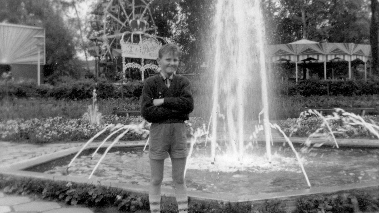 Arne Ellestrup 1958