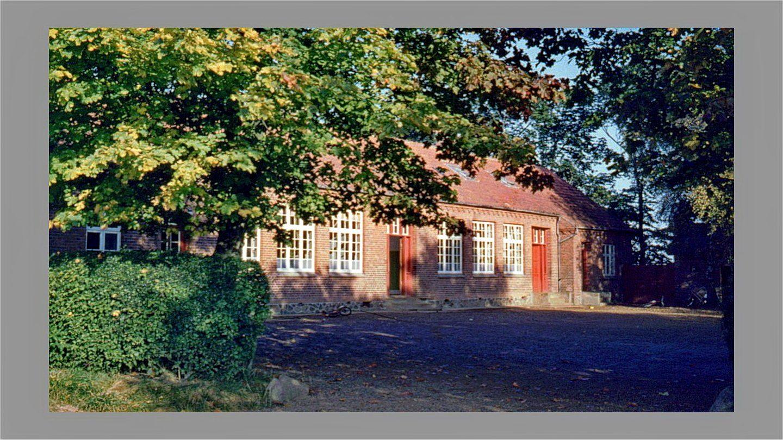 Asmindegårde skole 1962.