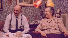 Anthon og Mary på Fabersvej 1966