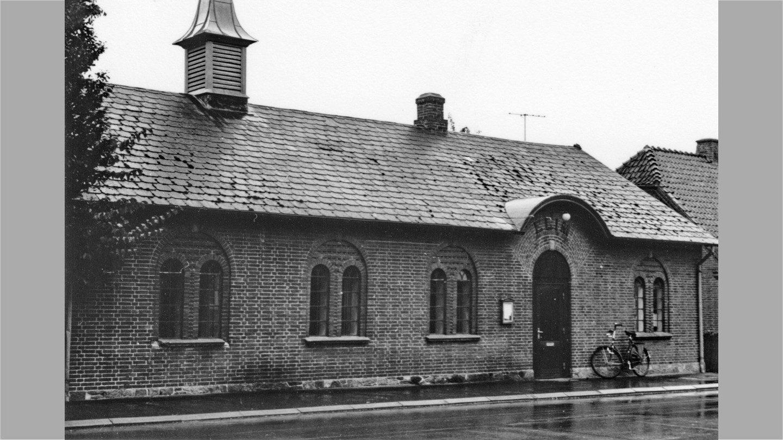 Grauballe Missionshus 1968