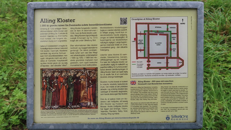 Beskrivelse af Alling Kloster