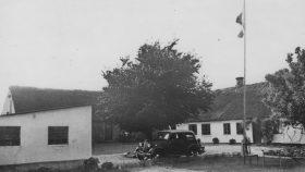 Dalgården - Garuballe ca 1950