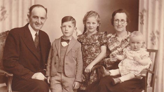 Familien i Gjerlev