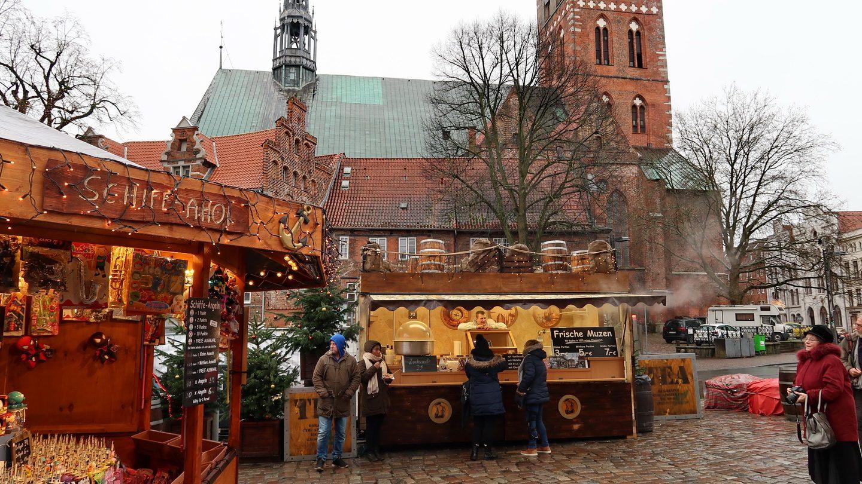Julemarkedet ved Jakobskirken