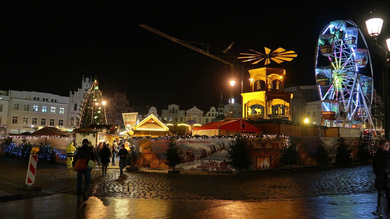 Julepyramide og pariserhjul