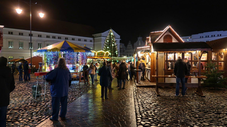 Julemarkedet på torvet