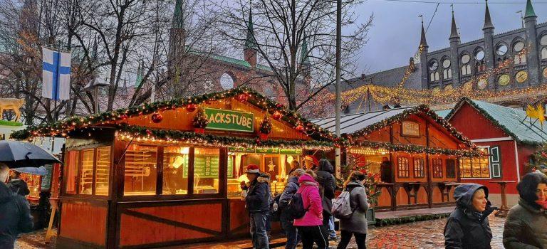 Julemarkeder i Lübeck, Wismar og Schwerin