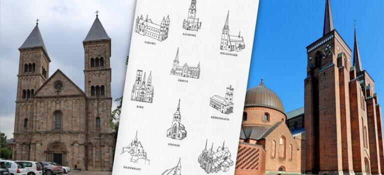 Domkirker i Danmark