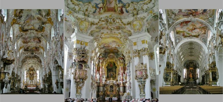 Rokoko-kirker i Bayern
