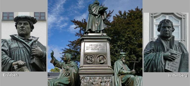 For 500 år siden stod Luther og kunne ikke andet!